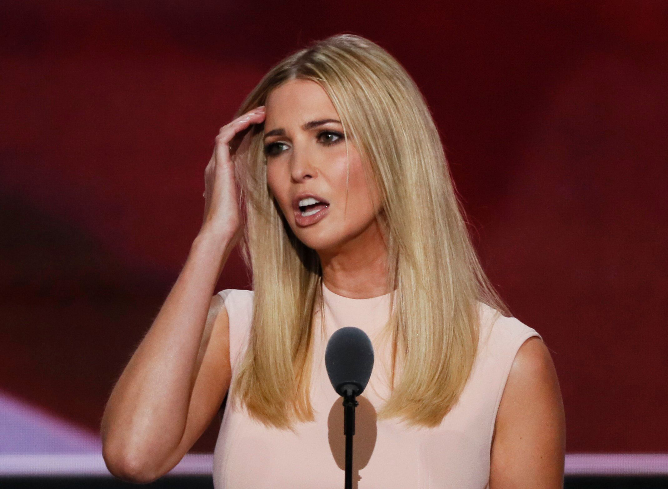 Ivanka Trump Said Her Dad Cared About Child Care. His Budget Says
