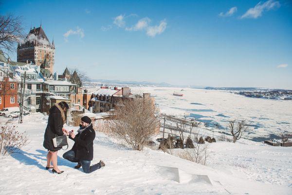 <i>Quebec City, Canada</i>