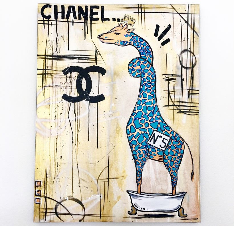 """<a rel=""nofollow"" href=""https://bno.com/100/auctions/auction_item/chanel-raff"" target=""_blank"">Chanel Raff</a> (2016), WIJ…"