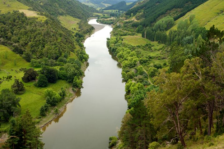 New Zealand Welcomes A Mighty River To Personhood Huffpost
