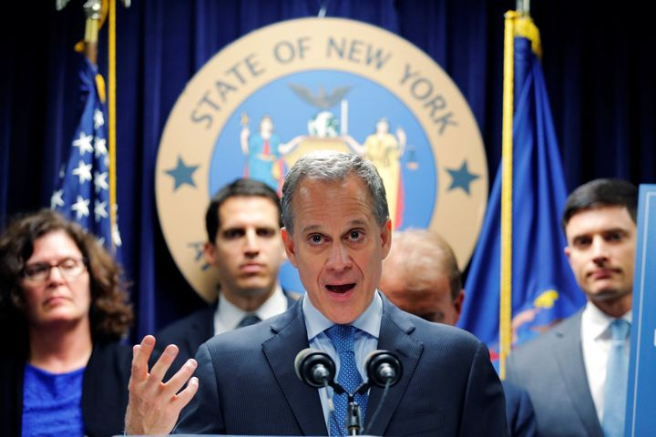"Attorney General <a href=""https://www.huffpost.com/topic/eric-schneiderman"" target=""_blank"">Eric Schneiderman</a> indicated l"