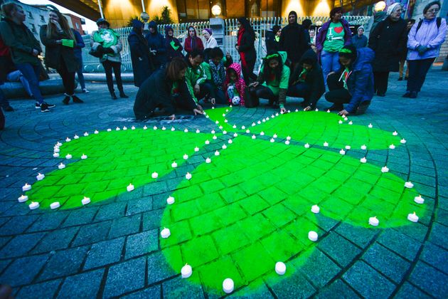 Thousands of people across the world are celebrating St Patrick's Day on Friday 17