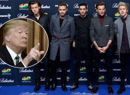 Liam Payne Reveals One Direction Once Got On The Wrong Side Of Donald Trump