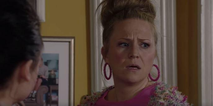 Linda Carter Makes A Shock Return To 'EastEnders', As Kellie Bright Breaks Maternity