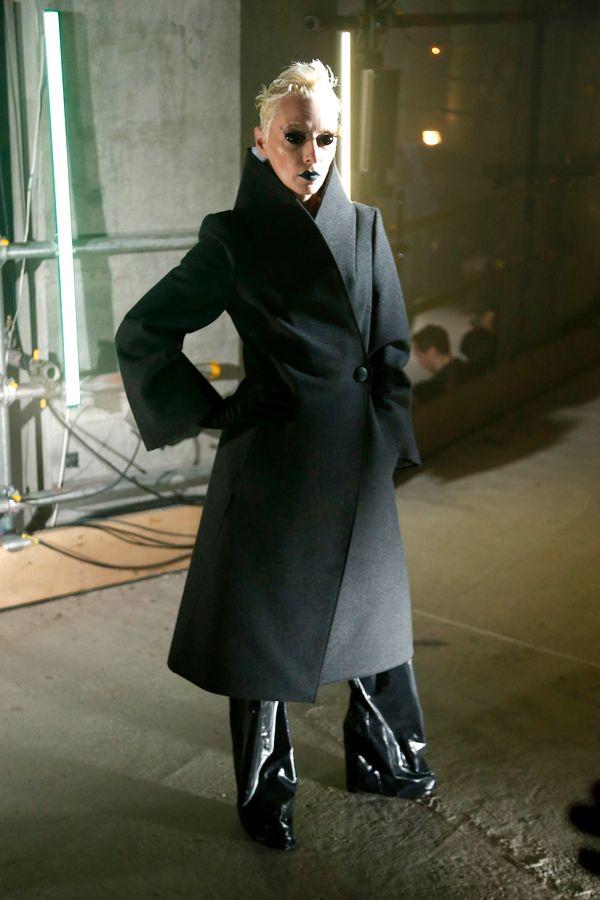 Gareth Pugh, London Fashion Week