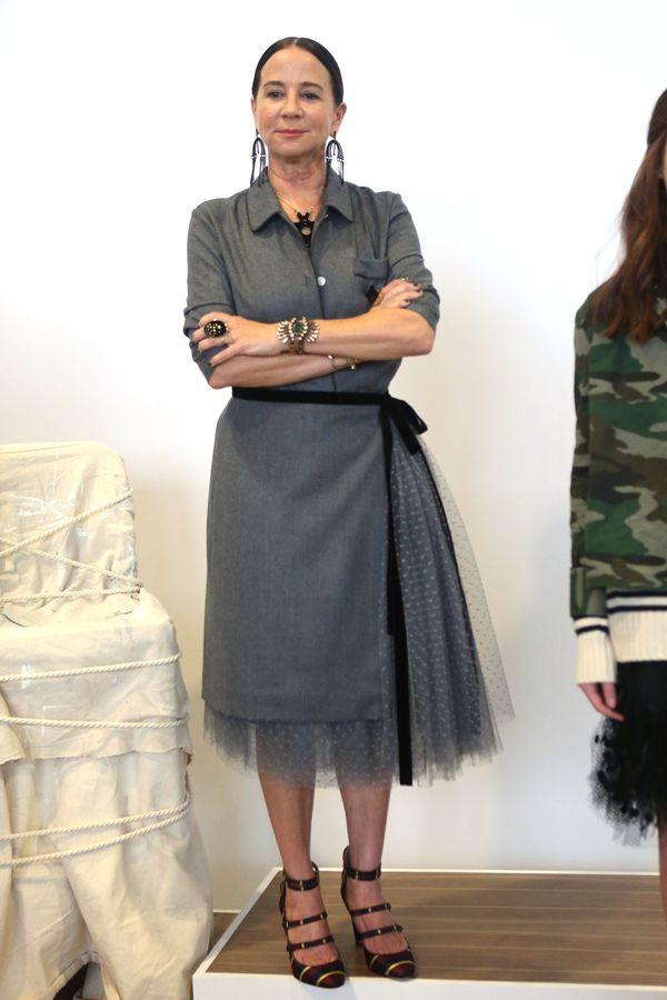 J.Crew presentation, New York Fashion Week