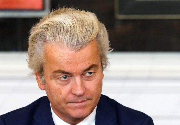 Dutch far-right politician Geert Wilders of the PVV Party came second in this week's