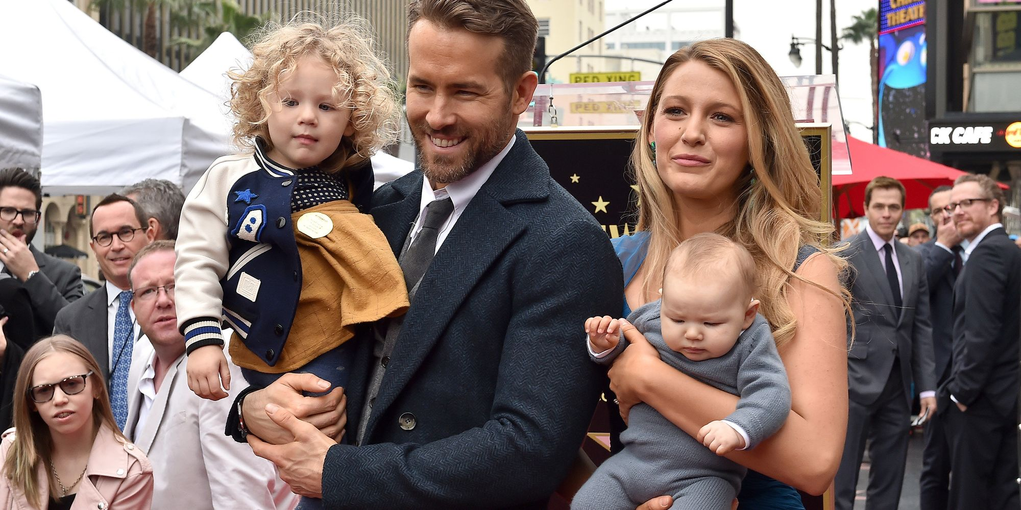 Ryan Reynolds Is All Of Us When Talking About Flying With Kids