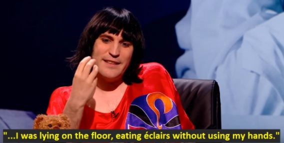 16 Reasons Why Noel Fielding Will Be Amazing On 'Bake