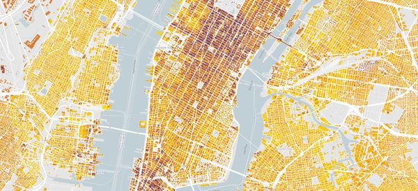 Google's New Sun Map Reveals The Staggering Potential Of Solar Power