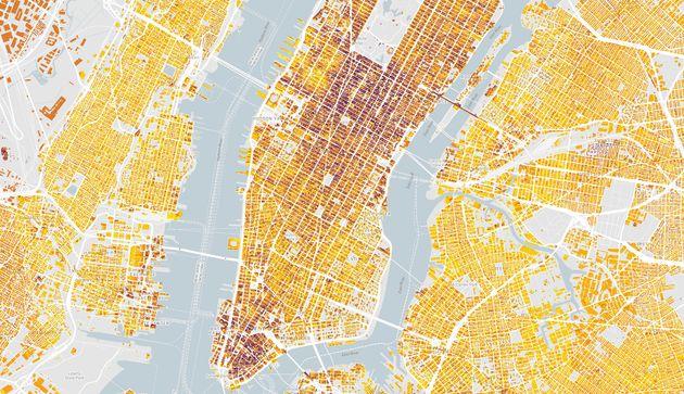 Google's New Sun Map Reveals If A Home Could Get Solar Panels