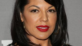 WEST HOLLYWOOD, CA - SEPTEMBER 26: Sara Ramirez attends the Celebration of ABC's TGIT Line-up presented by Toyota and co-hosted by ABC and Time Inc.'s Entertainment Weekly, Essence and People at Gracias Madre on September 26, 2015 in West Hollywood, California. (Photo by JB Lacroix/WireImage)