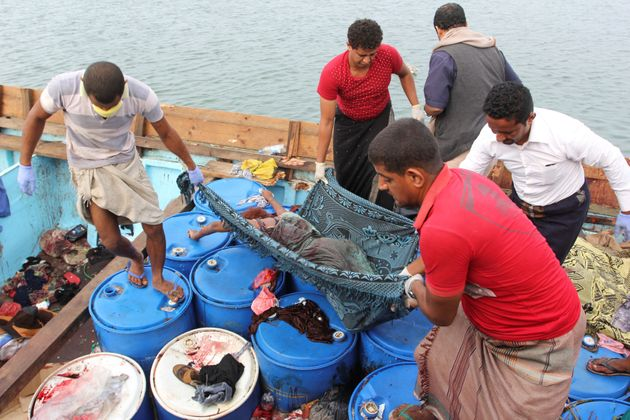 Helicopter Attacks Boat Carrying Somali Refugees Off The Coast Of Yemen, Dozens