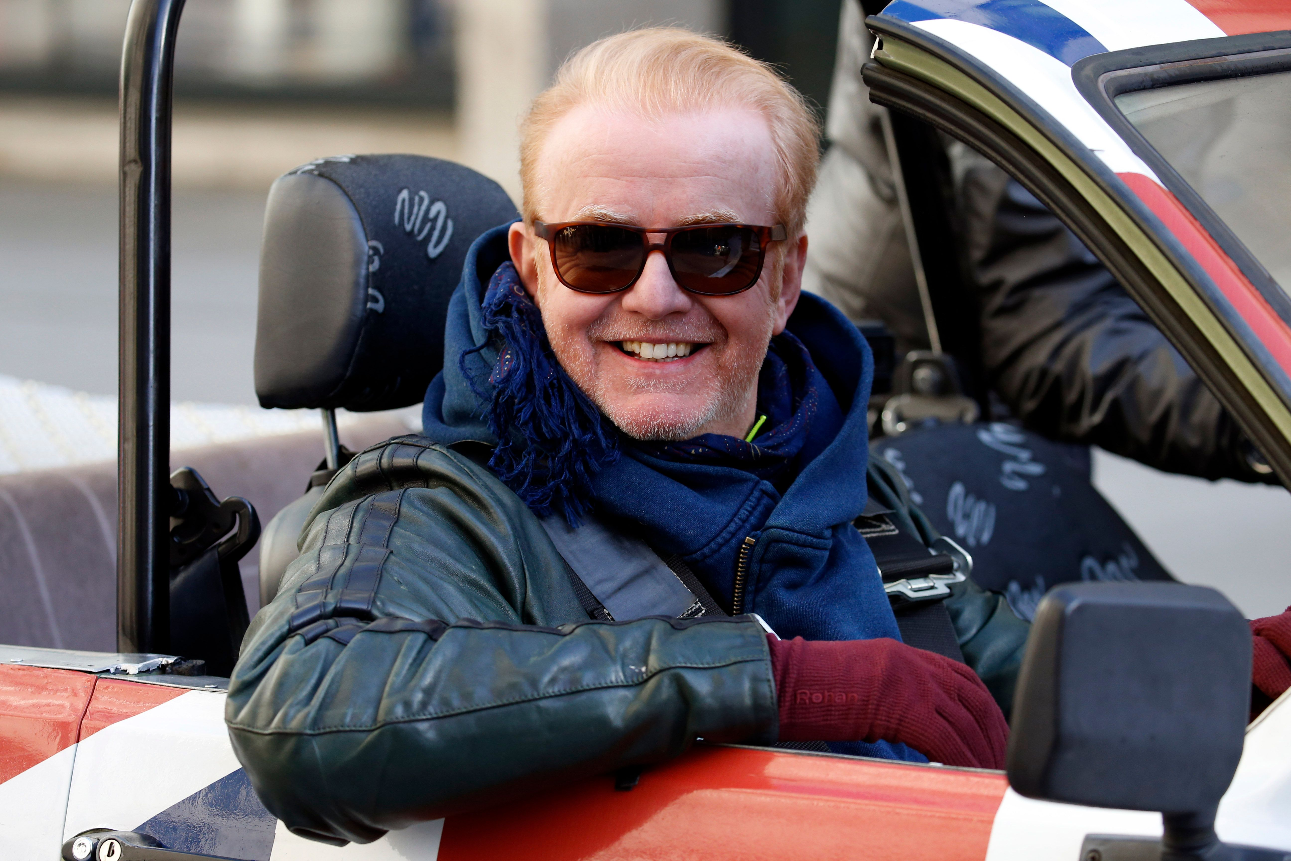 Chris Evans Reveals New 'Bake Off' Recruit Called Him To Apologise After 'Top Gear'