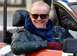 Chris Evans Reveals New 'Bake Off' Recruit Called Him To Apologise After 'Top Gear' Quip