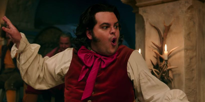 Josh Gad as LeFou in Beauty and the Beast.