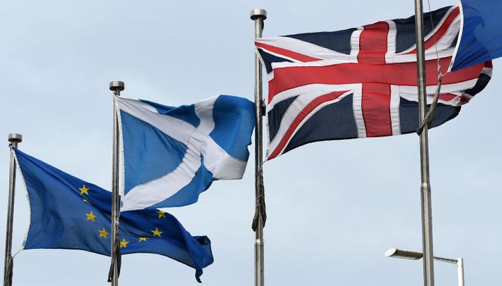 As an independent nation, Scotland would have to reapply for EU membership.