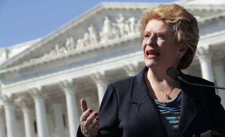 Sen. Debbie Stabenow (D-Mich.) has been an advocate for including maternity care and other women's health services in insurance policies.