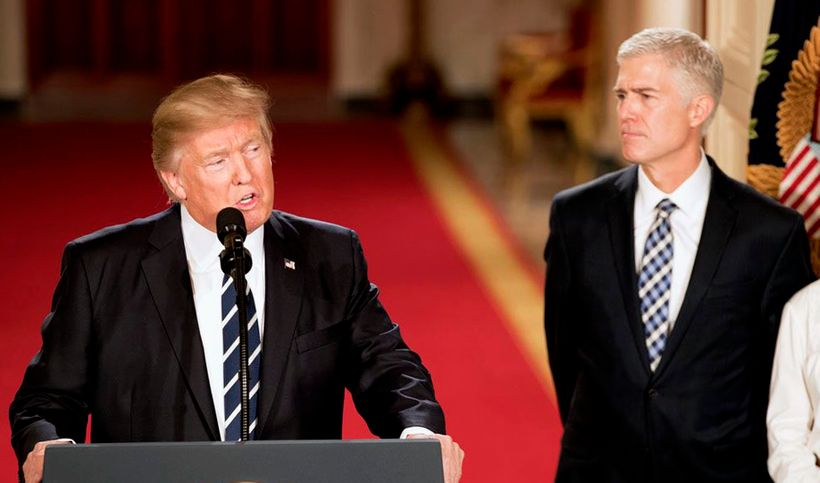 Neil Gorsuch, Trump's Supreme Court pick, to appear at Senate confirmation hearing