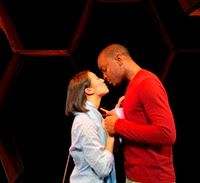 Grace Ng and Julian Green in a scene from <strong><em>You For Me For You</em></strong>