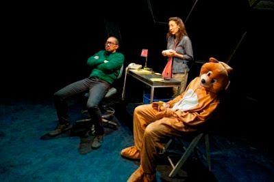 Jomar Tagatac, Kathryn Han, and Julian Green in a scenefrom<strong><em>You For Me For You</em></strong>