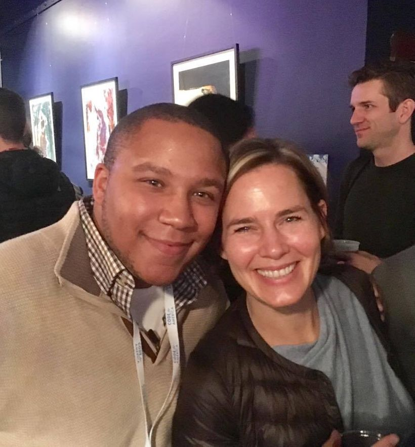 Jennifer and I at the most recent Code for America Summit.