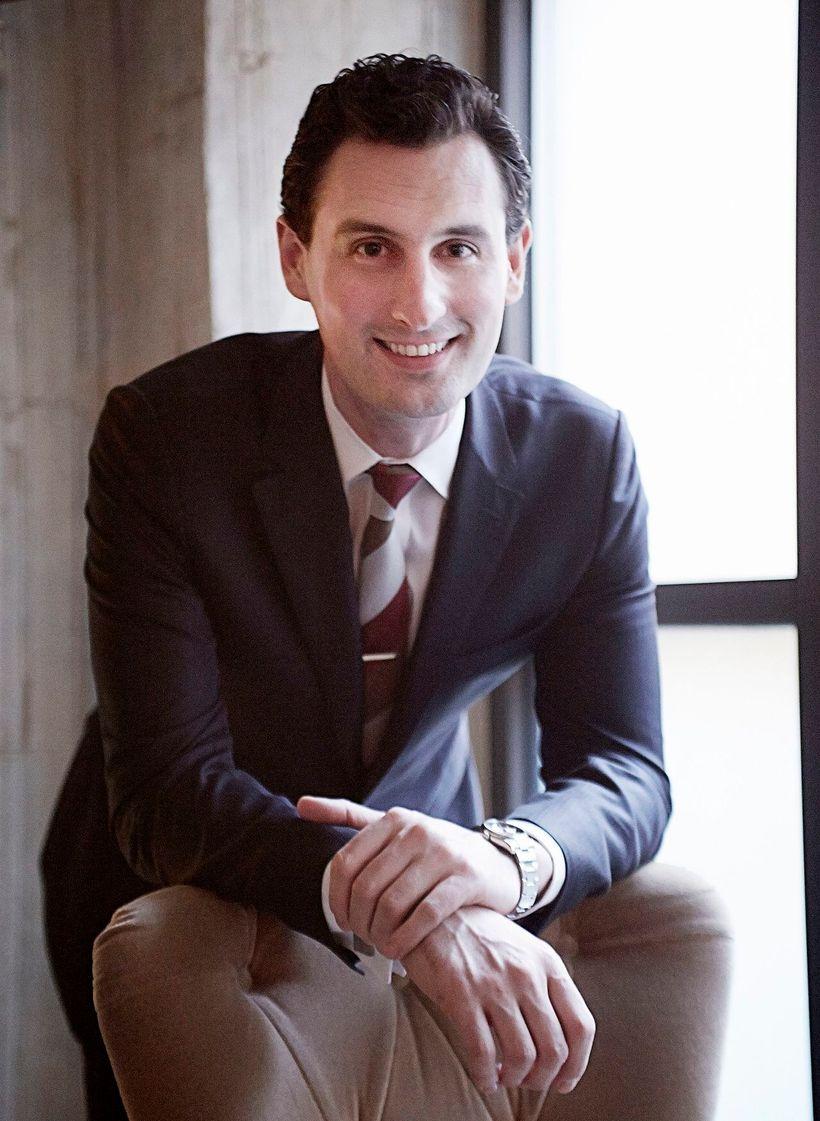 Eamon Rockey, Executive Judge of the NY Cocktail EXPO, Veteran author of the Beverage program at the Michelin-starred Betony,