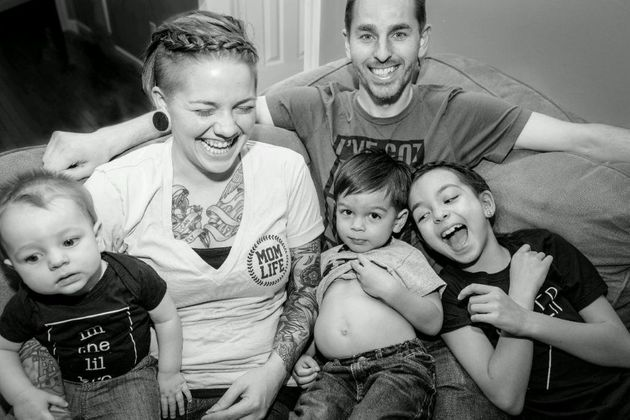 Horn and her boyfriend have an 18-month-old son together, as well asshared custody ofhis...