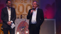 Jeremy Clarkson Can't Resist Another Dig At BBC, Two Years After 'Top Gear'
