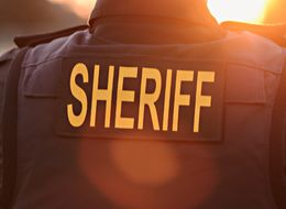Sheriff Invites Guests To His Wedding In Criminally Funny Way