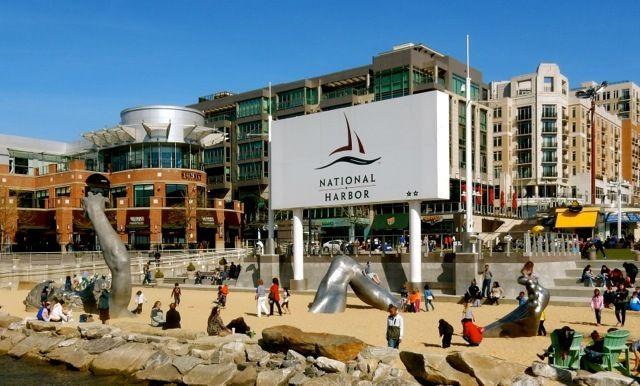 National Harbor MD