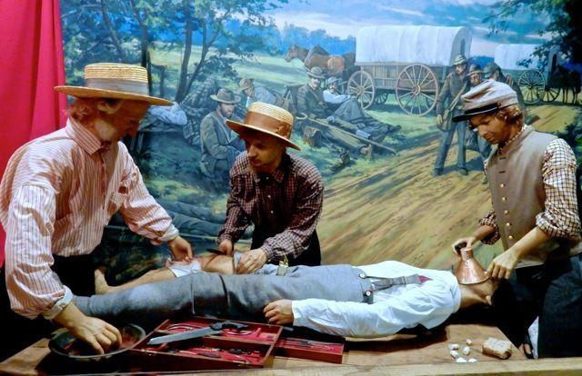 National Museum of Civil War Medicine, Frederick MD