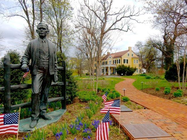 George Marshall Summer Home, Leesburg VA