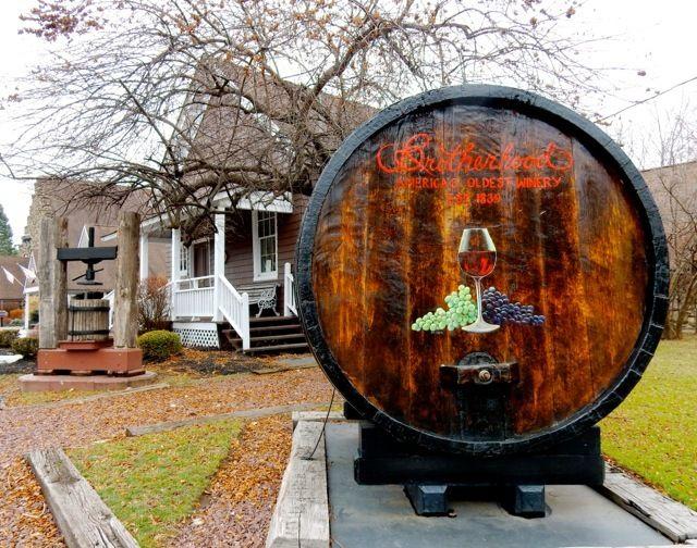 Brotherhood Winery, NY