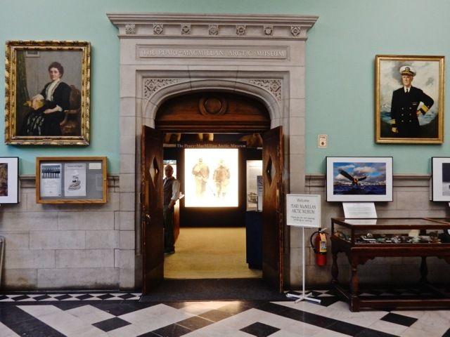 Peary-MacMillan Arctic Museum, Bowdoin Campus, Brunswick ME