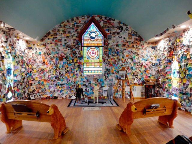The Dog Chapel, St. Johnsbury VT