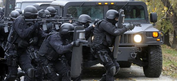 The Deadly War On Drugs, Waged By Your Local SWAT Team