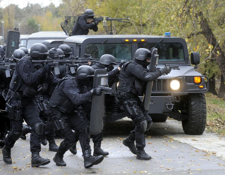 the deadly war on drugs, waged by your local swat team | huffpost, Human body
