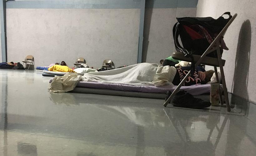 Shelter Floor