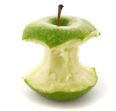 """Green Apple Core <a rel=""""nofollow"""" href=""""http://www.abstractapple.co/the-core/"""" target=""""_blank"""">http://www.abstract"""