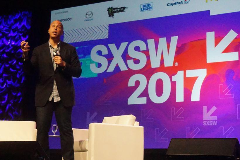 Cory Booker - SXSW 2017