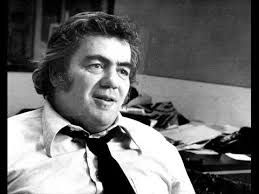 Jimmy Breslin, in his newspaper prime.