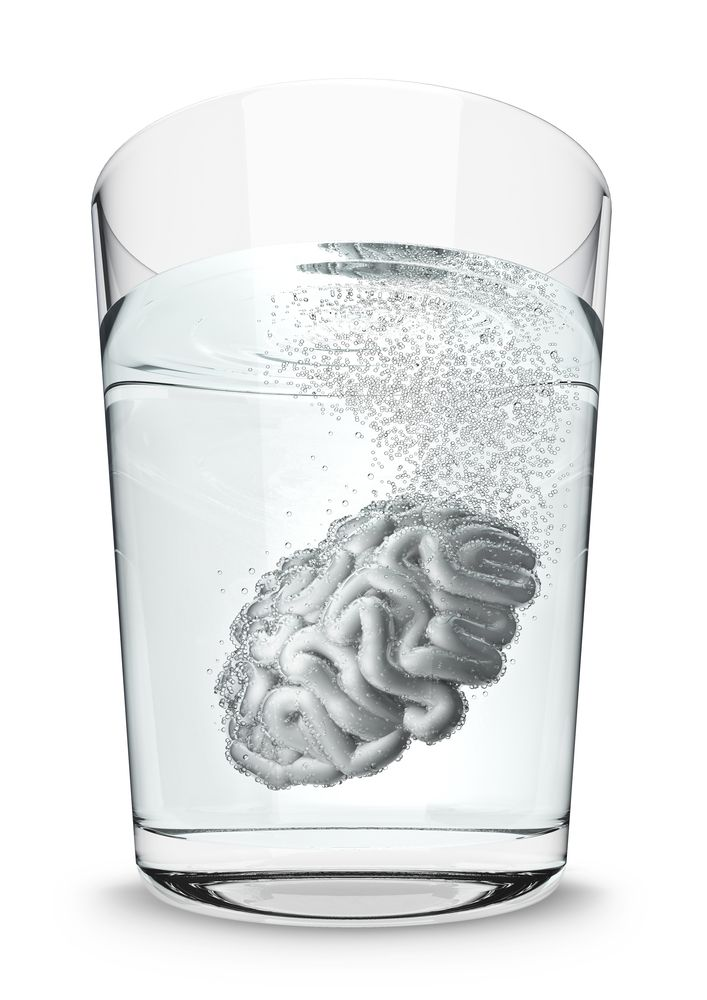 The Healthy Brain: A Glass of Water in the Morning