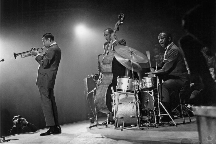 Lee Morgan with Art Blakey and the Jazz Messengers