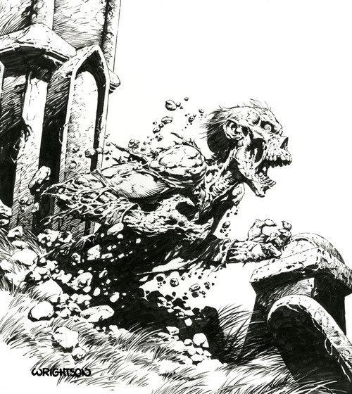 Acclaimed Horror Comic Artist Bernie Wrightson Dead At