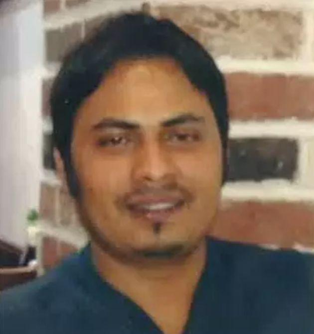 Bidhya Sagar Das has been arrestedon suspicion of murder and attempted