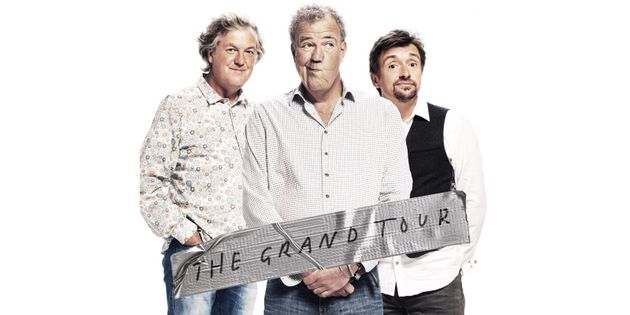 James May, Jeremy Clarkson and Richard