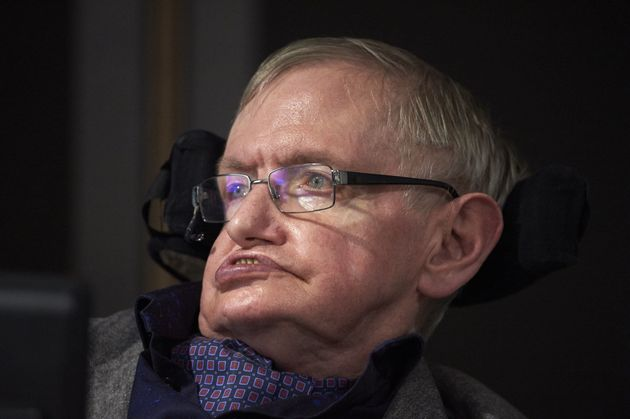 Stephen Hawking said he feared he was no longer welcome in the