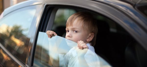 Leaving A Child Alone In A Car: Is It Illegal And What Does the Law Say?