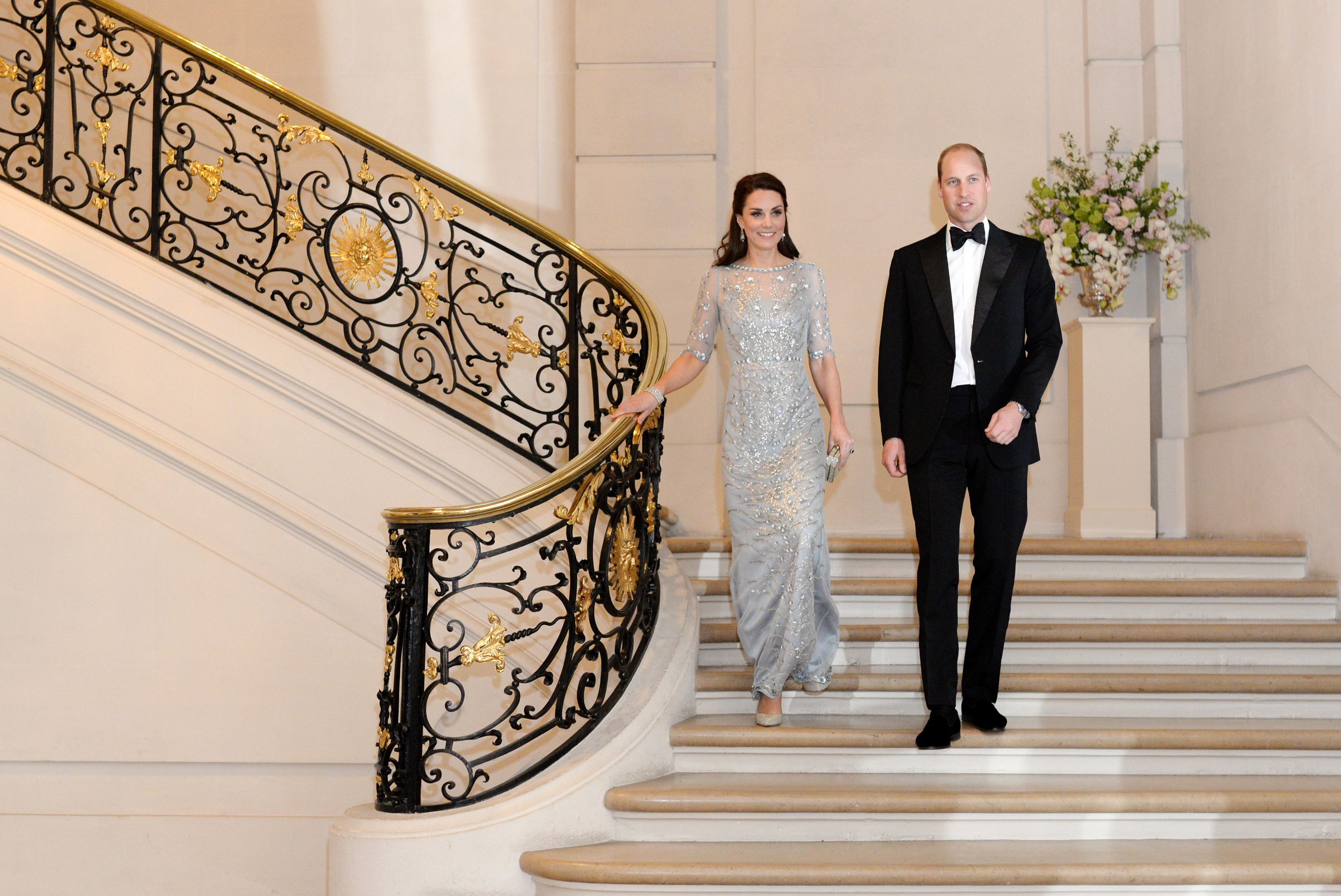 The Duchess Of Cambridge's Paris Wardrobe Was